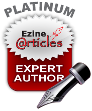 Jago Holmes, EzineArticles Platinum Author