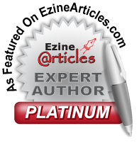 Susan Regier, EzineArticles Platinum Author