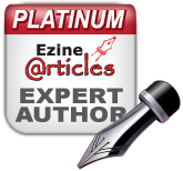Adriel Yapana, EzineArticles Platinum Author