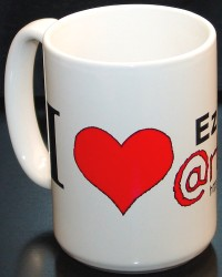 Get Your I Love EzineArticles Limited Edition Mugs